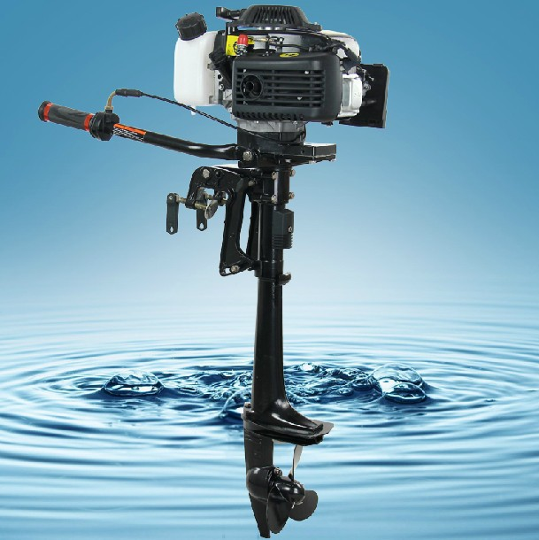 Wholesale Best Quality 4 Stroke 3 6hp Outboard Motors Hangkai Outboard Boat Motors For Sale On