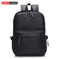 MAGIC UNION Oil Wax Leather Backpack For Men Travel Backpacks Western Design Style Leather School Backpack