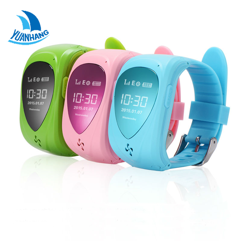 2016 Smart Safe GPS LBS Location HD Oled Heart Screen Wristwatch SOS Call Finder Tracker for Kid Child Watch Anti Lost Monitor(China (Mainland))