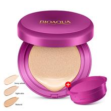 New Unisex Air Cushion BB Cream CC cream Concealer Moisturizing Foundation Makeup cosmetics Whitening Face Beauty Naked makeup