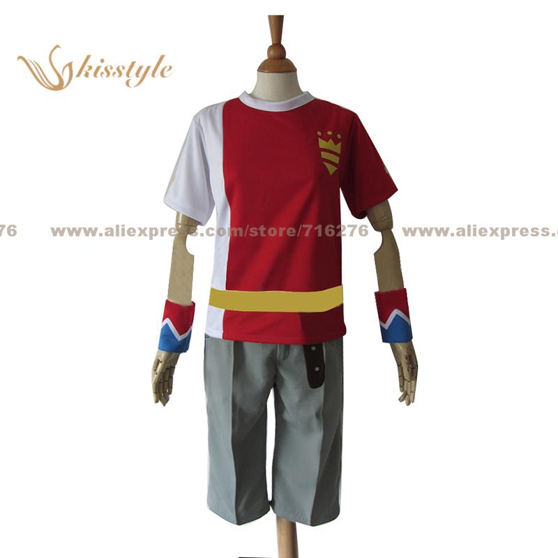 Kisstyle Fashion Digimon Adventure Taiki Kudou Kudou Taiki Uniform COS Clothing Cosplay Costume,Customized AcceptedОдежда и ак�е��уары<br><br><br>Aliexpress