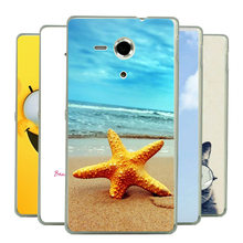 Buy Original Plastic Printed Cartoon Phone Case Sony Xperia SP M35h C5303 C5302 Back Cover Printing Drawing Hard Cases Stock for $3.55 in AliExpress store