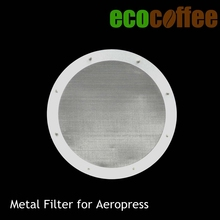 Metal Filter for Aeropress Coffee Maker Stainless Steel Filter