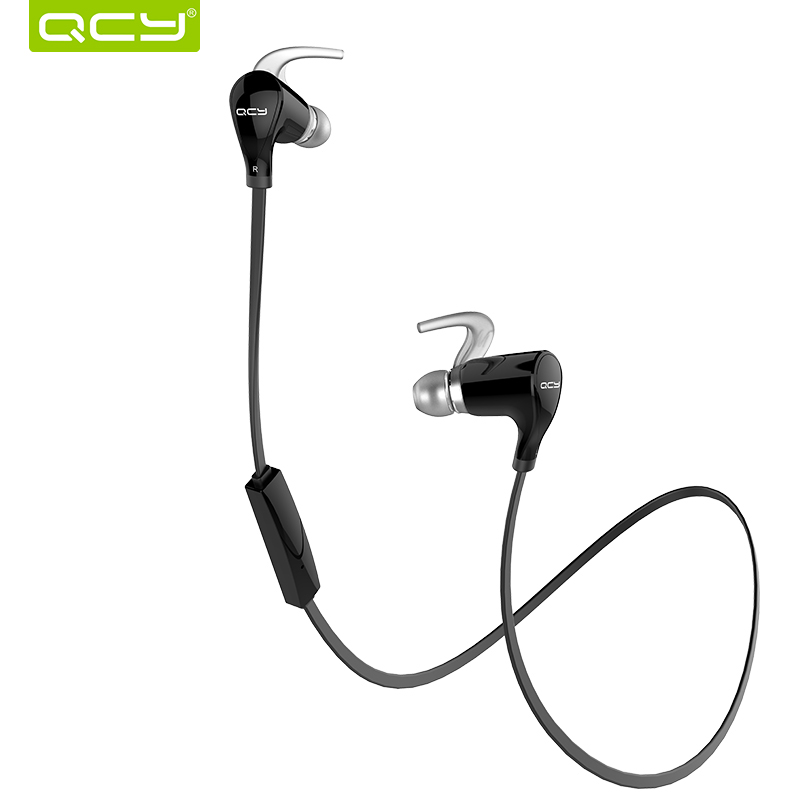 QCY QY5s Wireless Bluetooth Headset Stereo Studio Music headphone Fashion Sports Earphone Running with Microphone English Voice(China (Mainland))