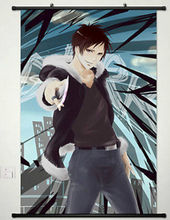 Anime DuRaRaRa!! Orihara Izaya Home Decor Japan Poster Wall Scroll Cos 054