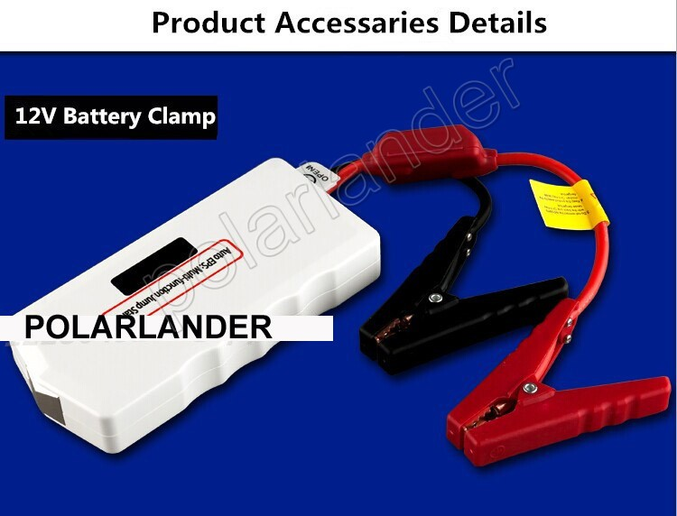 FREE SHIPPING Car jump starter Car power bank 18000 mAh car booster hot sell battery  car starter