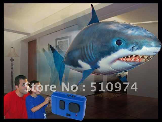 new R/C indoor remote fish, remote shark Remote clown fish.