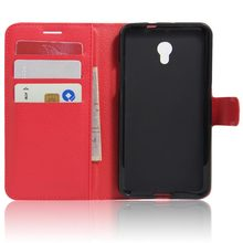 Hot Selling ZTE Blade v7 Case Wallet Style PU Leather Stand Function Card Holder - segocom store
