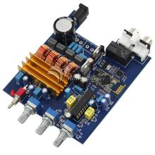 TPA3116+LM1036 Class D DC18V-24V 50W+50W CSR4.0 Bluetooth Amplifier Board Treble Bass Adjustment Audio Amp