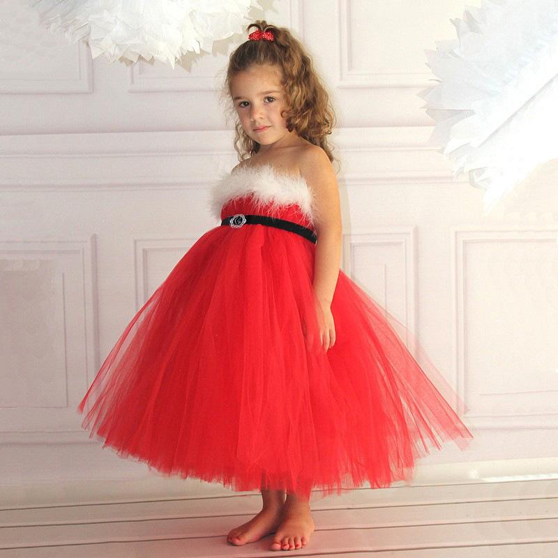 Dress princess children clothing kids wedding party dresses christmas