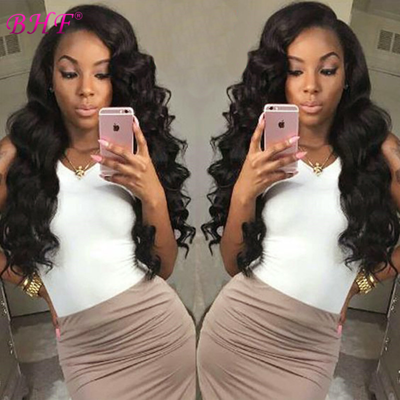 Peruvian Virgin Hair Bundles Beauty Line Body Wave Human Weaves 4 Pieces lot 8A - Ali Fashion Queen Store store