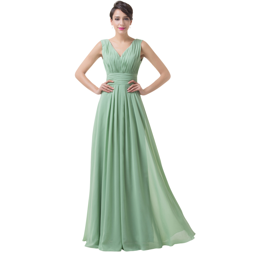 Search on aliexpress by image real picture grace karin dark sea green chiffon long evening dresses prom gown formal party dress women celebrity dress 6205 ombrellifo Image collections