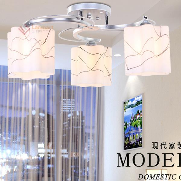 Hot-selling light bedroom lamps lighting modern crystal ceiling light child real restaurant lights windmill