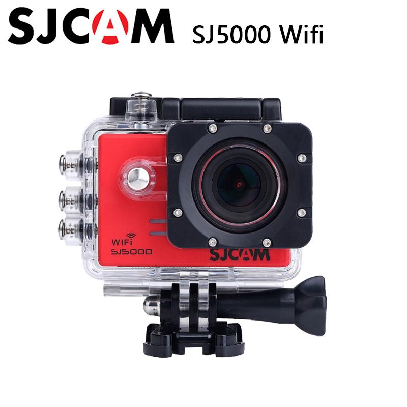 Free Shipping!! Original SJCAM SJ5000 WiFi Sports Action Camera 1080P Waterproof Diving HD Camcorder Car DVR DV(China (Mainland))