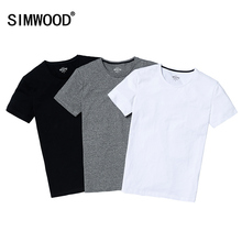 Summer Brand Men's Short-sleeved Cotton T-shirt Men Shirt Solid Casual O-Neck Male Tops & Tees Plus Size Free Shipping TD1067(China (Mainland))