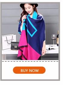 2016 Women Solid Scarves Long  Scarf Tassel Soft Imitation Cashmere Checked Blanket Oversized Wrap Shawl Dress Winter Scarves