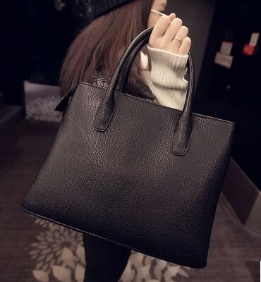 2015 European American fashion women bag leather handbags killer single shoulder - Guangzhou Liang Lin Trade Co., Ltd. store