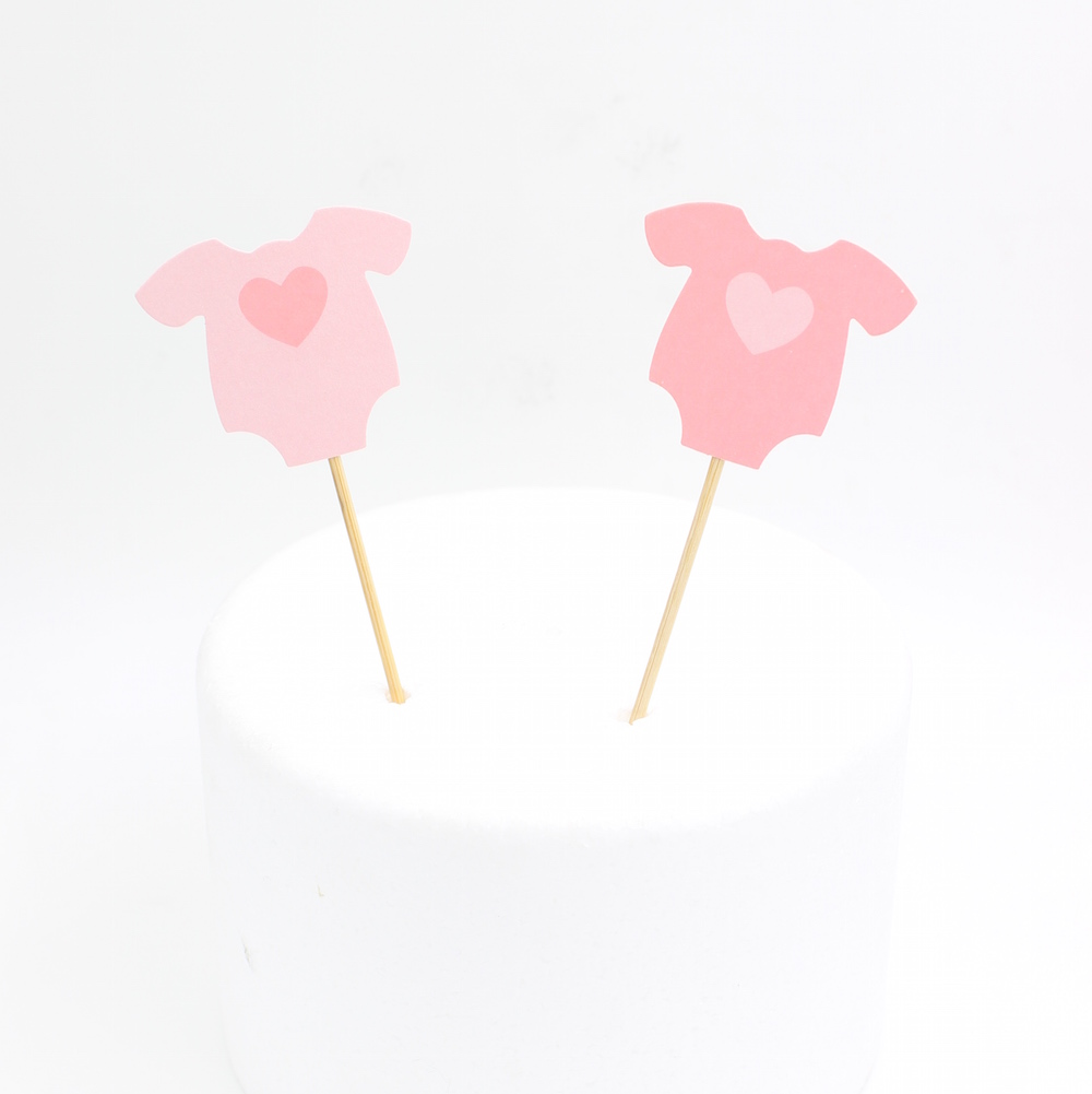 Online kopen Wholesale Baby meisje cupcakes voor baby shower uit China Baby meisje cupcakes voor