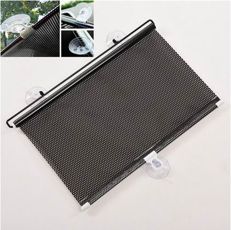 New Rollback Window Sun Shade Screen Cover Sunshade Protector Car Auto Truck Left Right Side Windshield Solar Protection(China (Mainland))