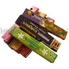 120pcs mix 12 type Indian incense  stick Incense  Aromatherapy Fragrance Fresh Air perfumes aromaterapia sachet aroma  wholesale(China (Mainland))