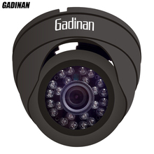 "Buy GADINAN Security CCTV Dome 2.0M 1/2.9"" IMX323 24 Leds1080P 2.0mp HD 1080P h.264 IP Camera ONVIF 25fps Indoor Black/White Plastic for $29.72 in AliExpress store"