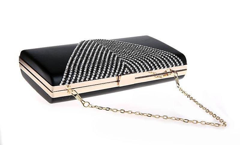 Luxury Diamond 2015 New Women Evening Bags Designer Party Clutch
