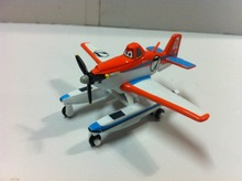 Buy Pixar Planes 2 Fire & Rescue Pontoon Dusty Metal Diecast Toy Plane 1:55 Loose New Stock & Free for $10.66 in AliExpress store