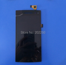 "Original Touch screen for capacitive Feiteng H9503 White 5.0"" 3SIM Cards TFT 854*480 mtk6572 Dual Core Capacitive Android 4.2"