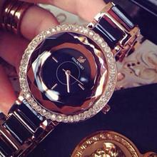 2015 New Women Ceramic Watches! Luxury Rhinestone Watch Fashion&Casual Wristwatch Dress Watch Bracelet Watch Clocks
