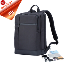 Buy Original Xiaomi Smart Business Backpack Classic Version 3 Pockets Large Zippered Compartments Backpack Polyester for $26.22 in AliExpress store