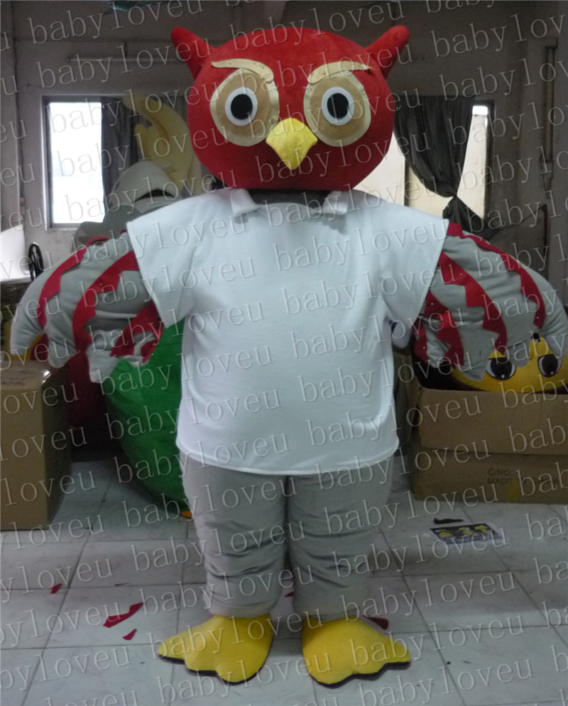 owl mascot costume halloween costumes party costume dinosaurs fancy dress christmas kids gift surprise