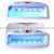 Free Shipping 2 HAND 54W NAIL UV GEL CURING LAMP NAIL DRYER + 6 BULBS + NAIL FAN FOR ACRYLIC