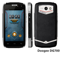 Original DOOGEE DG700 4.5″ IPS 960X540 Android 5.0 Dual Sim mobile Phone 8.0mp camera 1GB RAM 8GB ROM OTG GPS WCDMA 4000mAh IP67
