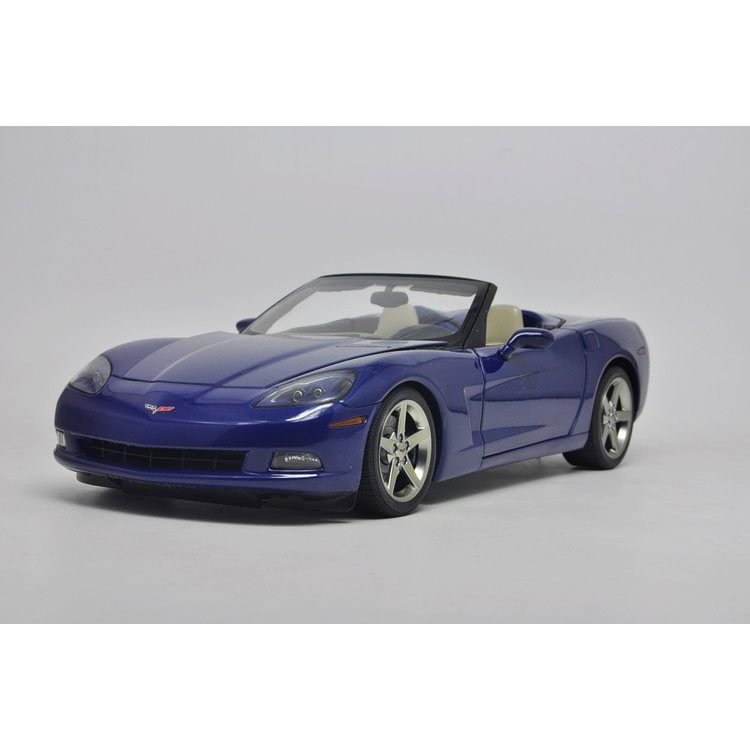 1:18 Alto Autoart Chevrolet Corvette CORVETTE C6 convertible car model