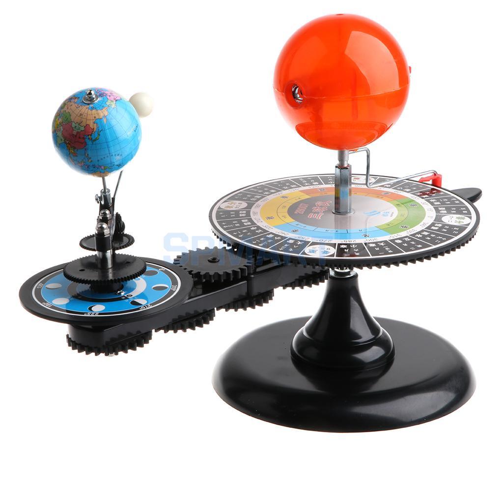 Solar System Planetarium Model Kit Children Educational Learning Toy Tobar
