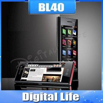 Original Unlocked LG BL40 Cell Phone touch screen 3G WIFI GPS