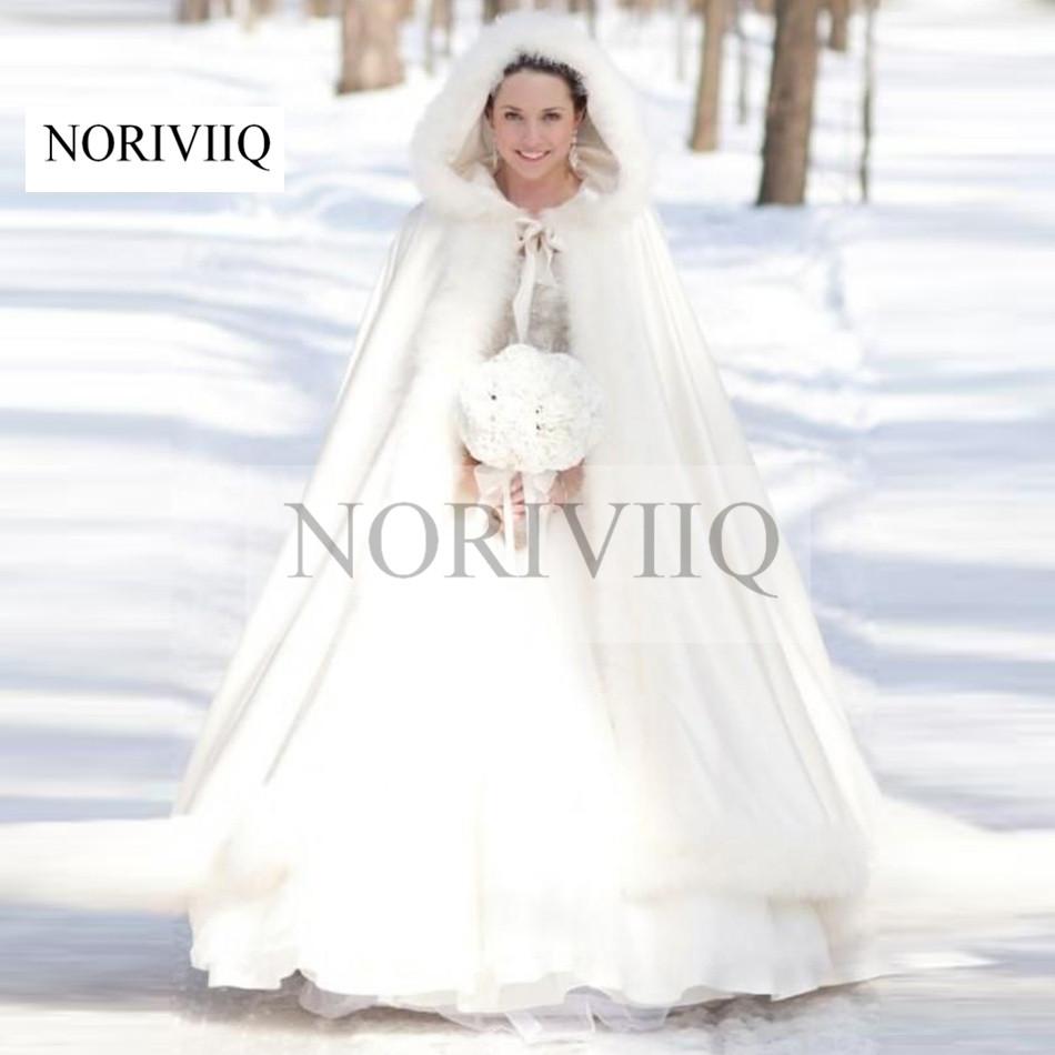 Fashionable Winter Customized Warm Bridal Cape Fur Coat Women ivory white Wedding bolero Jacket Bridal Cloaks Cheap Wedding Coat(China (Mainland))