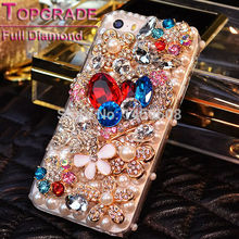 Buy Samsung Galaxy A3 A5 A7 A8 A9 E5 E7 J1 J2 J3 J5 J7 2016 Handmade Luxury Rhinestones phone case Crystal cover Love Style for $11.99 in AliExpress store