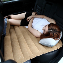 Car Seat Inflatable Mattress Car Air Bed Car Inflatable Mattress for Travel Sleep Sex with 1 Bump 2 Pillow for SUV(China (Mainland))