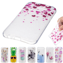Buy J3 J5 A3 A5 J7 2015 2016 2017 Grand PRIME funda Cartoon Clear Soft Silicone Back Cover Samsung Galaxy S7 S5 S6 edge CASE for $1.25 in AliExpress store