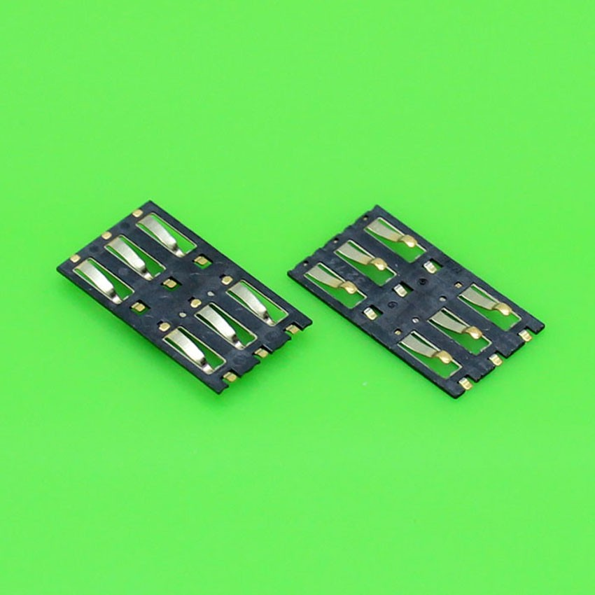 20pcs Brand new sim card tray for Xiaomi 3 M3 Mi3 Mi 3 OEM SIM Card Reader Connector Junctor Replacement Parts