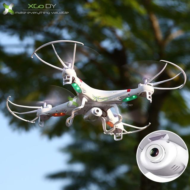 Новое Поступление X5C-1 2.4 Г 6-осевой 6-КАНАЛЬНЫЙ Профессиональный Воздушная Вертолет Мультикоптер Игрушки Drone С 0.3MP HD Камера