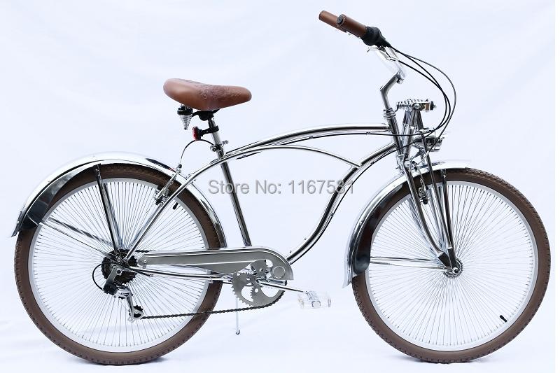 Aliexpresscom  Buy 26 Beach Cruiser Bicyclebeach Bikelow Rider Bicyclech