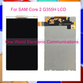 Good Work Tested For Samsung Galaxy Core 2 SM G355H G355 G3559 LCD Screen Display Replacement