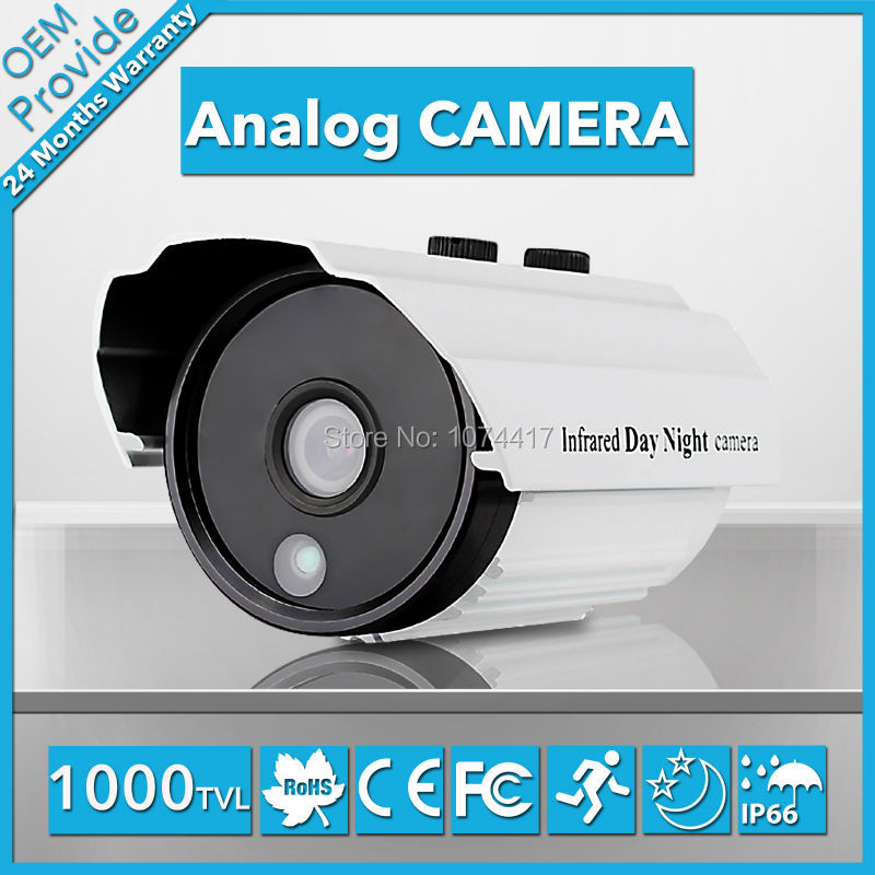 FL-HDS31000LT 8239 CMOS 1000 TVL Security HD camera 3 array H.LED with good vision indoor/outdoor CCTV camera without bracket(China (Mainland))