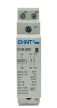 Чинт 20A 2-NC модуль бытовой мини контактор, Главная контактор, Отель ресторан контактор, Модульная контактор hotell CE