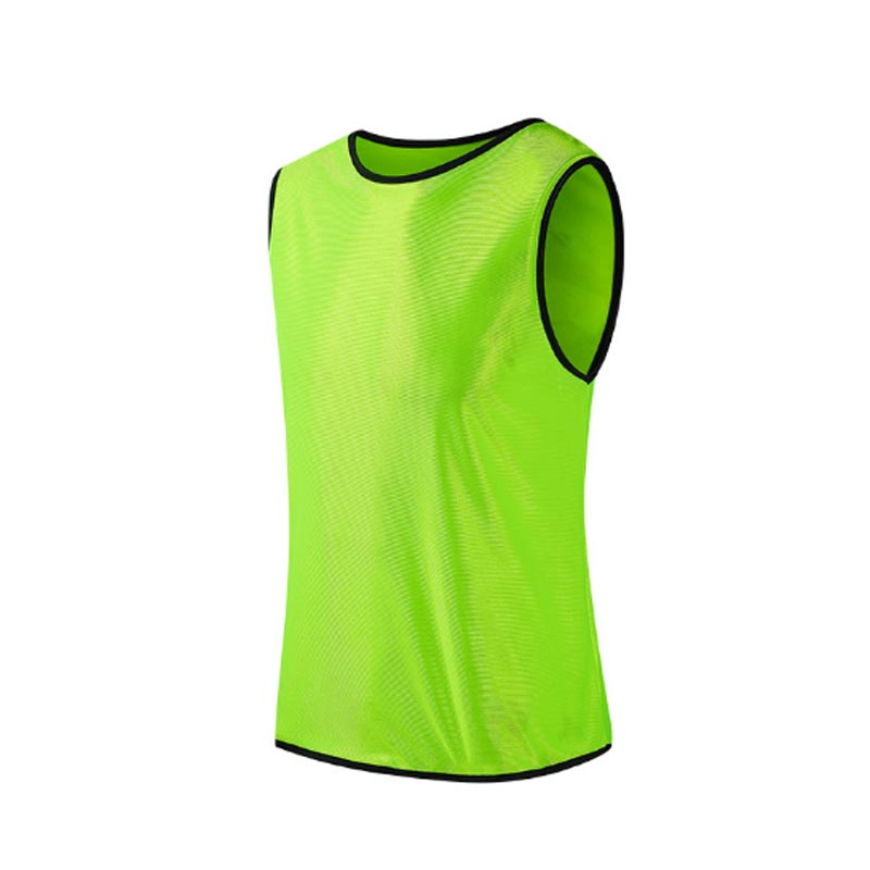 Ultra-light Breathable Quickly-Dry adult Soccer Jersey Football/Basketball Training Vest sport group training clothes(China (Mainland))