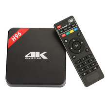 Mieux Android TV Box 5.1 4 K IPTV 2 GB 16 GB Amlogic S905 Quad Core 64Bit FHD 1080 P Kodi Français Europe ROYAUME-UNI 1000 M LAN TV Box H96