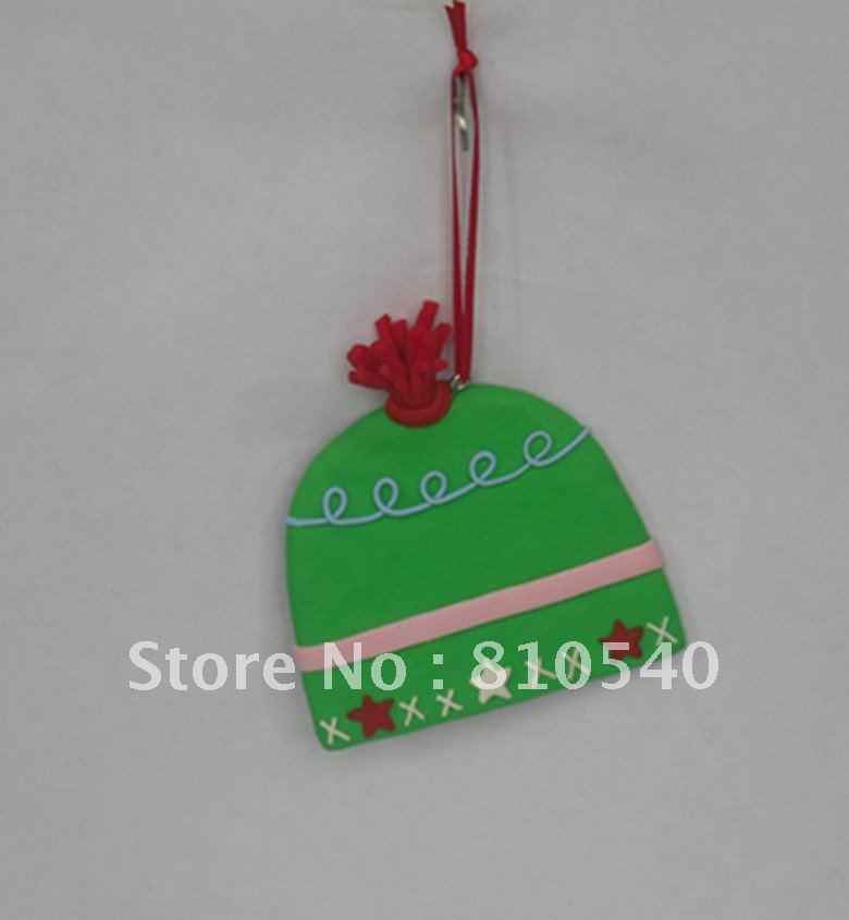 clay material PictureMore Detailed Picture about Cute stocking
