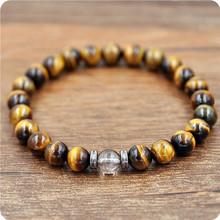 Buy Black Lava Stone Buddha Beads Bracelets Rope Chain Natural Stone Bracelets Women/ Men Jewelry pulseras pulsera brazalete for $2.47 in AliExpress store